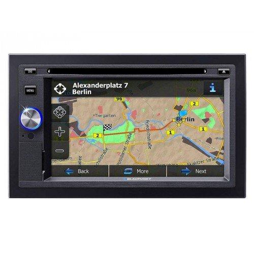 "Blaupunkt SAN DIEGO 530 6.2"" Bluetooth / USB / DVD / Navigation-ready"