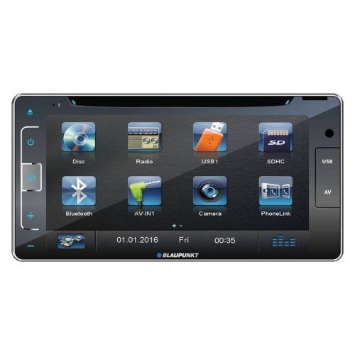 "BLAUPUNKT CHICAGO 600 6.75"" Bluetooth GPS PHONELINK USB AUX FOR TOYOTA"