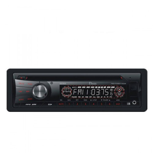 Domain DM-B629USB CD/MP3/WMA Front USB/SD/ AUX IN