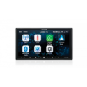 Alpine iLX-W650E 7″ Mech-Less Receiver with Apple CarPlay® and Android Auto™