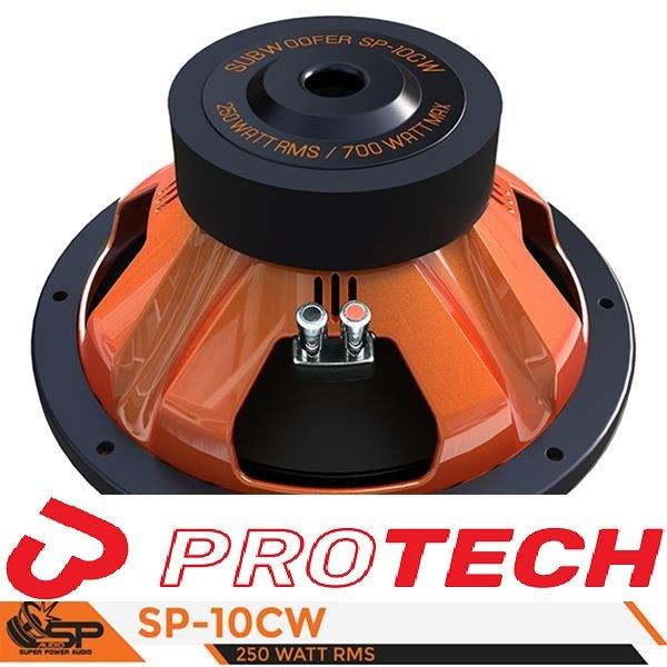 """SP10CW 25CM/10"""" 700W-D2 OHM"""