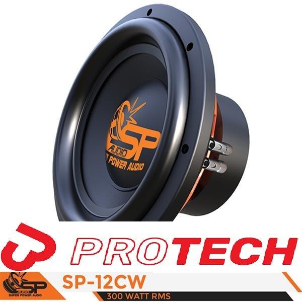 """SP12CW 30CM/12"""" 900W-D2 OHM"""