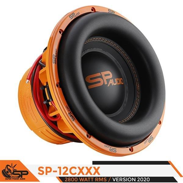"""SP12CXXX 30CM/12"""" 2800W RMS-D2 OHM"""