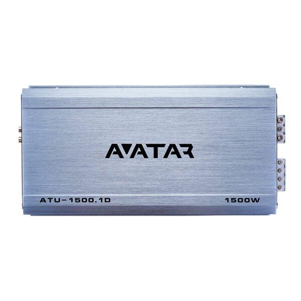 AVATAR ATU-1500.1D Single channel 1500RMS D-Class Amplifier