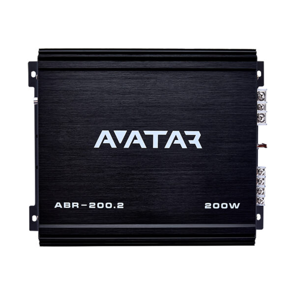 AVATAR ABR-200.2 TWO Channel Amplifier