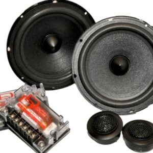 "DD Audio CS5.2 5.25"" 250W (125W RMS) 2 Way Component Car Speakers (pair)"