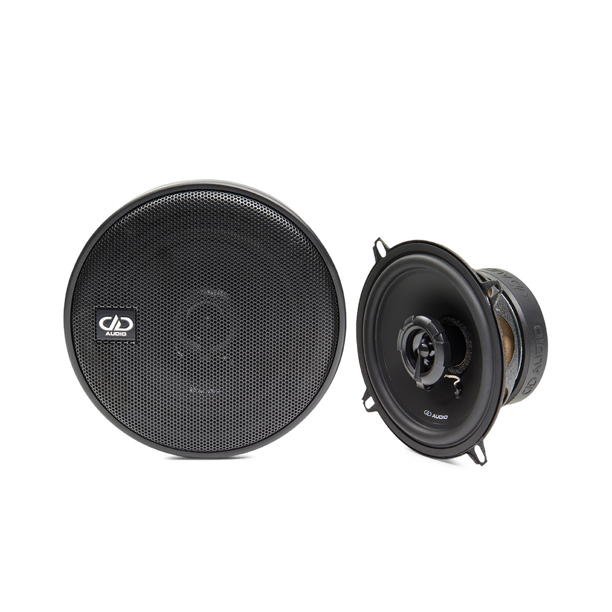"DD Audio EX5.2 5.25"" 100W (50W RMS) 2 Way Coaxial Car Speakers (pair)"