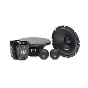 "DD Audio RL-CS6.5 6.5"" 100W RMS 2 Way Component Car Speakers (pair)"