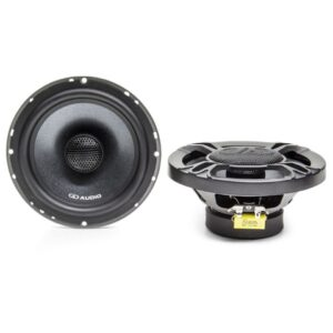 """DD Audio DX6.5A 6.5"""" 150W (50W RMS) 2 Way Coaxial Car Speakers (pair)"""