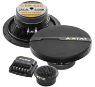 AVATAR CBR-620 6.5″ COMPONENT SPEAKER (PAIR)