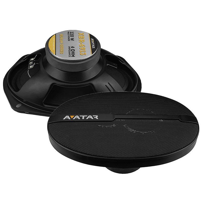 AVATAR XBR-6913 6X9 COAXIAL SPEAKER (PAIR)