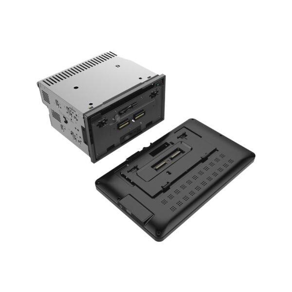 VR-1032XB Detachable Face Doube DIN w/ SiriusXM Ready, Bluetooth & 10.3″ HD Touchscreen
