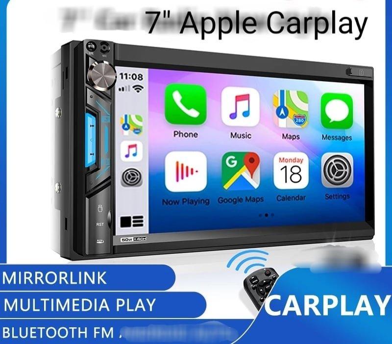 PROTECH PTCA-71BTC Apple Carplay, AUX,USB,BLUETOOTH Touch Screen Stereo