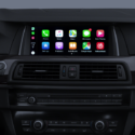 Wireless APPLE CarPlay/Android Auto/Mirroring 3 in 1 OEM integration for BMW iDrive NBT system